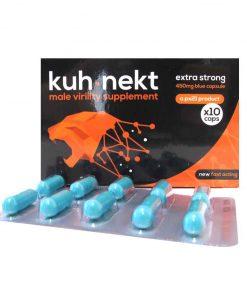 Kuh-nekt est un aphrodisiaque puissant pour homme, naturel et sans ordonnance