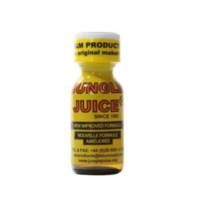 le poppers jungle juice original est le meilleur stimulant sexuel