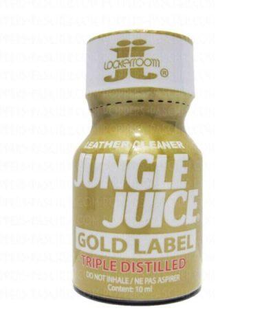 poppers jungle juice jaune triple gold