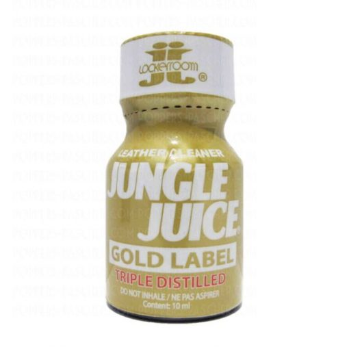 poppers jungle juice jaune triple gold