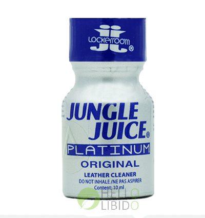 poppers puissant jungle juice platinium