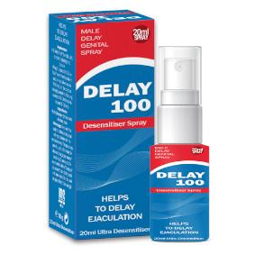 ralentir ejacultion delay 100