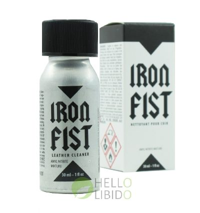 poppers fist iron 30ml