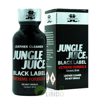 poppers jungle juice black label 30ml