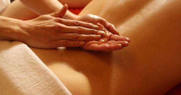 faire un massage aphrodisiaque