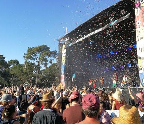 drogue en festival